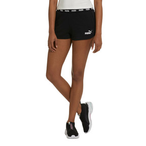 Thumbnail 2 of Amplified Women's Shorts, Cotton Black, medium