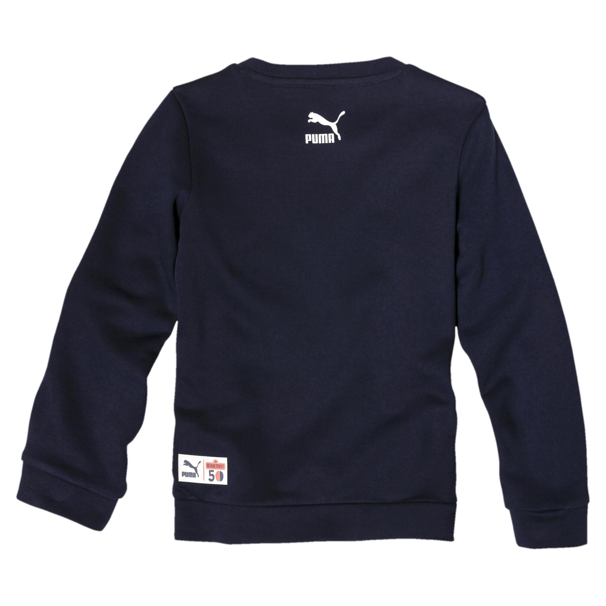 Image Puma PUMA x SESAME STREET Boy's Crewneck Sweatshirt INF #2