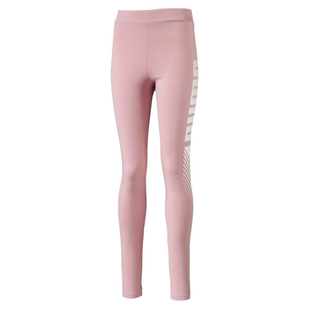Image Puma Essentials Girls Graphic Leggings #1
