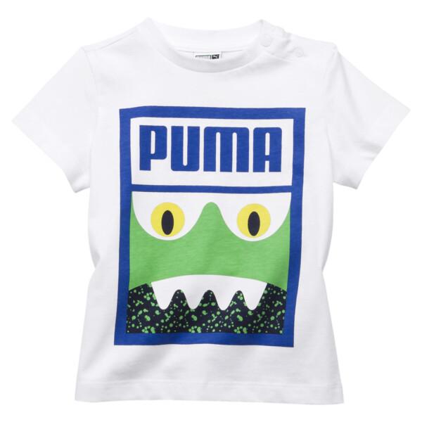 Monster Tee, Puma White, large