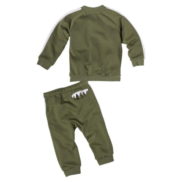 Infant + Toddler Monster Set, Olivine, large