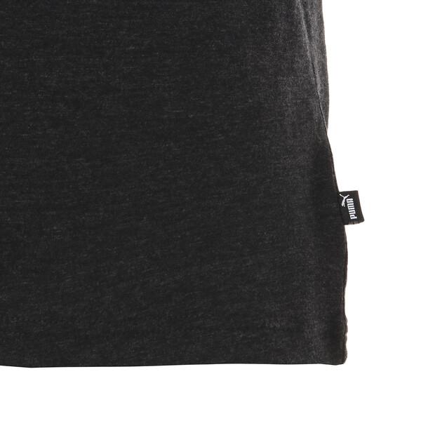 ESS+ ウィメンズ オープンポロシャツ, Cotton Black Heather, large-JPN