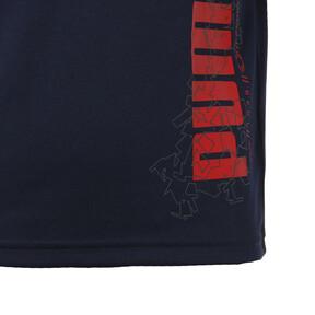 Thumbnail 5 of キッズ ACTIVE LS Tシャツ (長袖), Peacoat, medium-JPN