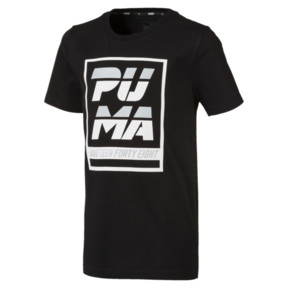 キッズ ALPHA SS グラフィック Tシャツ