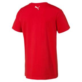 Thumbnail 2 of キッズ ALPHA SS グラフィック Tシャツ (半袖), High Risk Red, medium-JPN
