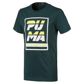Thumbnail 1 of キッズ ALPHA SS グラフィック Tシャツ (半袖), Ponderosa Pine, medium-JPN