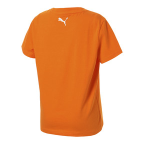 Thumbnail 2 of キッズ ALPHA SS グラフィック Tシャツ (半袖), Orange Popsicle, medium-JPN