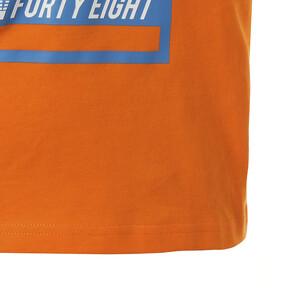 Thumbnail 5 of キッズ ALPHA SS グラフィック Tシャツ (半袖), Orange Popsicle, medium-JPN