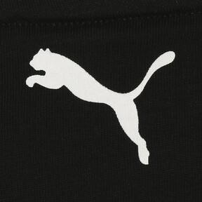 Thumbnail 4 of キッズ ALPHA SS グラフィック Tシャツ 半袖, Puma Black, medium-JPN
