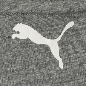 Thumbnail 3 of キッズ ALPHA SS グラフィック Tシャツ (半袖), Medium Gray Heather, medium-JPN