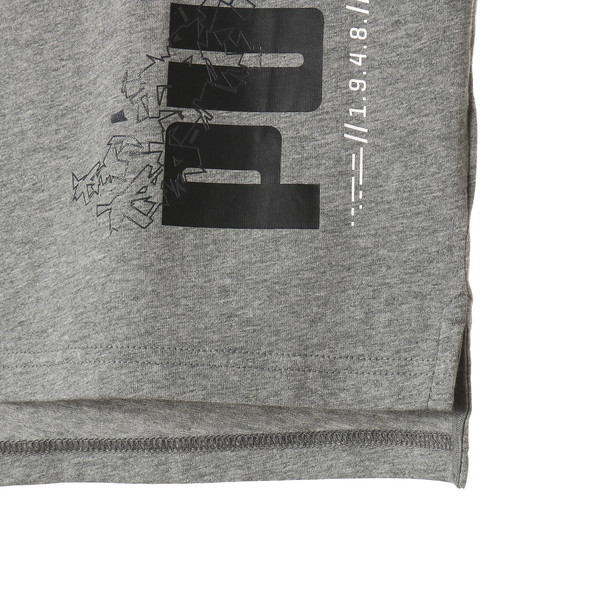 キッズ ACTIVE スポーツ タンク, Medium Gray Heather, large-JPN