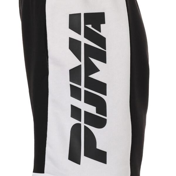キッズ ALPHA Q1 バミューダ パンツ, Cotton Black, large-JPN