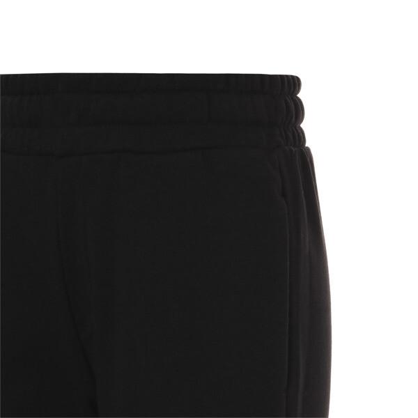 キッズ ALPHA パンツ, Cotton Black, large-JPN