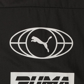 Thumbnail 3 of キッズ ALPHA ウインドブレーカー, Puma Black, medium-JPN