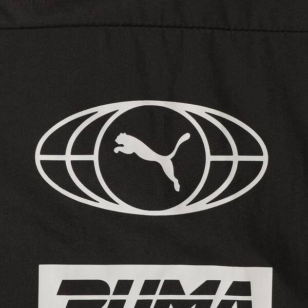 キッズ ALPHA ウインドブレーカー, Puma Black, large-JPN