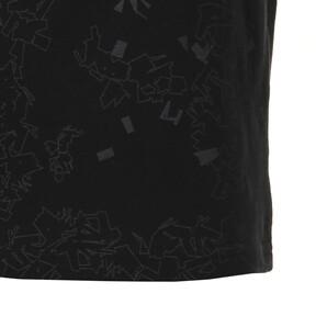 Thumbnail 5 of キッズ ACTIVE SS AOP Tシャツ (半袖), Puma Black, medium-JPN