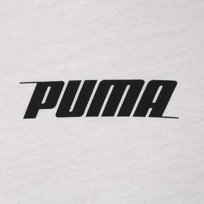 Thumbnail 3 of キッズ REBEL SS Tシャツ (半袖), Puma White, medium-JPN