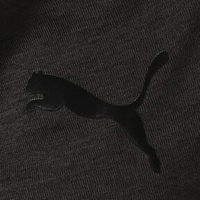Thumbnail 6 of SOFT SPORTS ウィメンズ ドレーピーショーツ, Puma Black Heather, medium-JPN