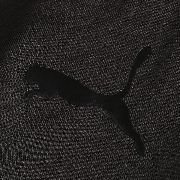 SOFT SPORTS ウィメンズ ドレーピーショーツ, Puma Black Heather, large-JPN