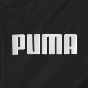 Thumbnail 7 of ESS ウーブンジャケット, Puma Black, medium-JPN