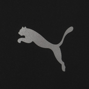 Thumbnail 3 of キッズ エナジー ポリ フルジップ ジャケット, Puma Black, medium-JPN