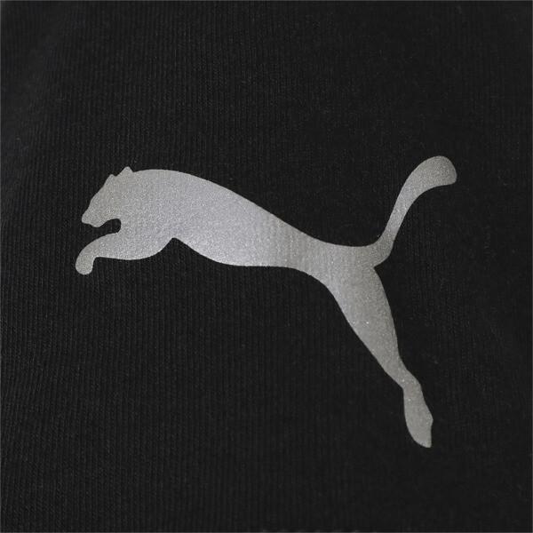キッズ エナジー SS Tシャツ (半袖), Puma Black, large-JPN