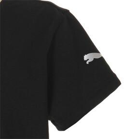 Thumbnail 4 of キッズ エナジー SS Tシャツ (半袖), Puma Black, medium-JPN