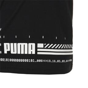 Thumbnail 5 of キッズ エナジー SS Tシャツ (半袖), Puma Black, medium-JPN