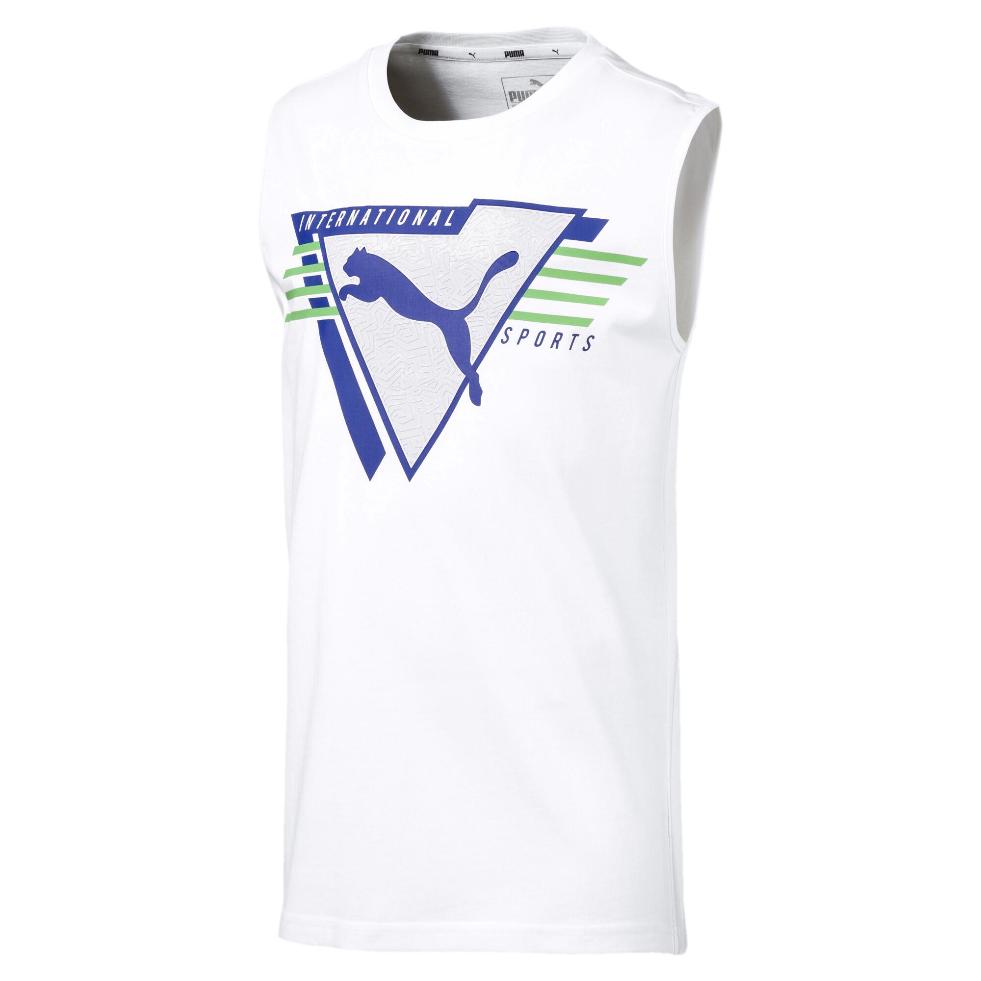 【プーマ公式通販】 プーマ キッズ ALPHA タンク メンズ Puma White  PUMA.com