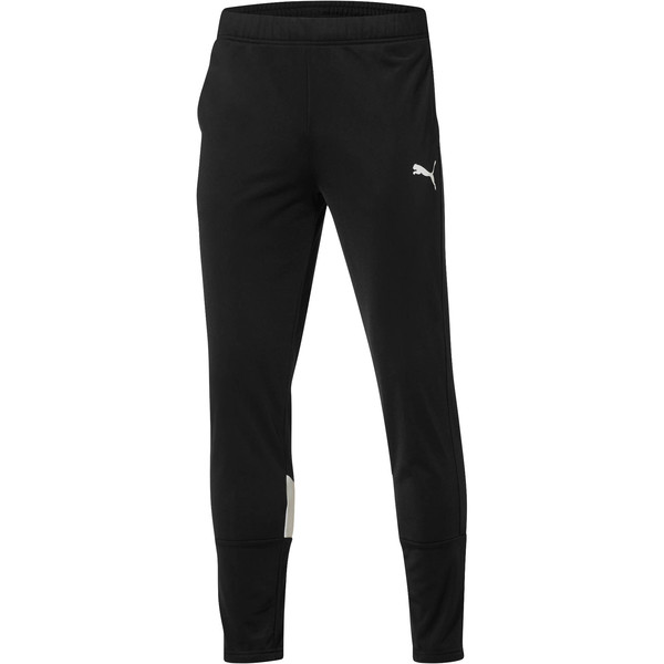 CAT ICON TRICOT PANTS, Puma Black-Puma White, large