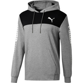 Thumbnail 1 of DOUBLE UP HOODIE, MGH-Puma Black-Puma White, medium