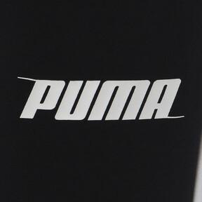 Thumbnail 3 of キッズ REBEL パンツ, Cotton Black, medium-JPN