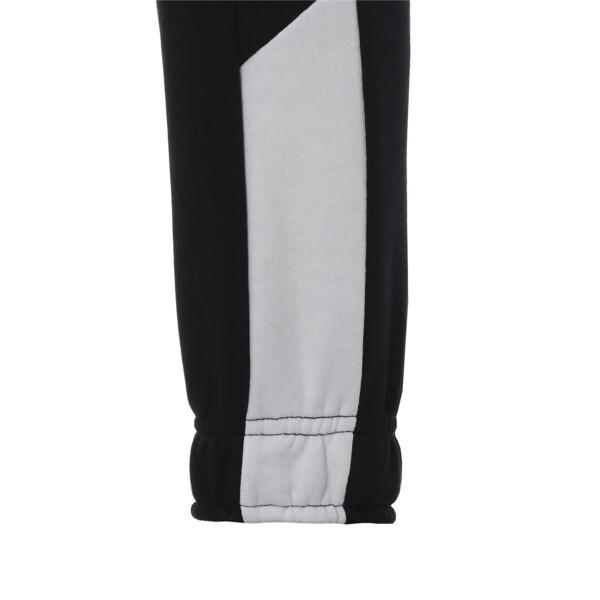 キッズ REBEL パンツ, Cotton Black, large-JPN