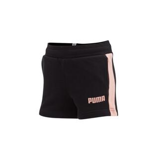 Image PUMA Contrast Girls' Shorts