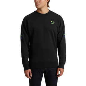 Thumbnail 2 of OG Men's Crewneck Sweatshirt, Puma Black, medium
