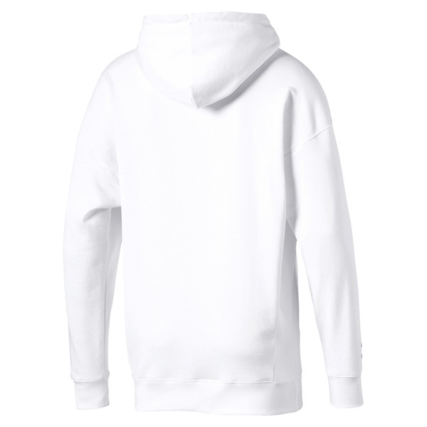 Sweat à capuche CELL OG pour homme, Puma White, large