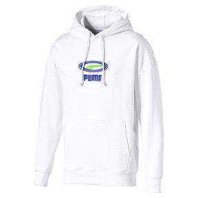 Thumbnail 1 of CELL OG Men's Hoodie, Puma White, medium
