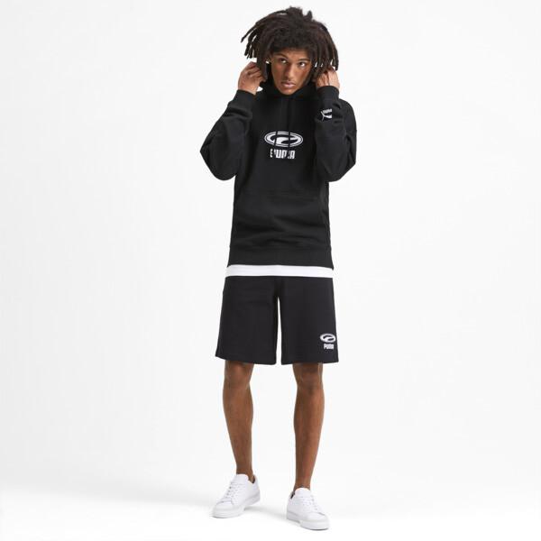 Sweat à capuche CELL OG pour homme, Puma Black, large