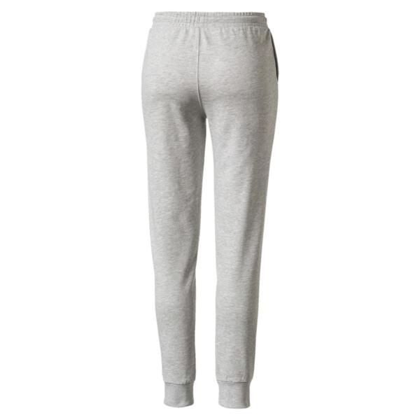 OG Women's Cuffed Pants, Light Gray Heather, large