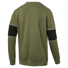 Thumbnail 2 of Men's Crew Sweater, Capulet Olive, medium