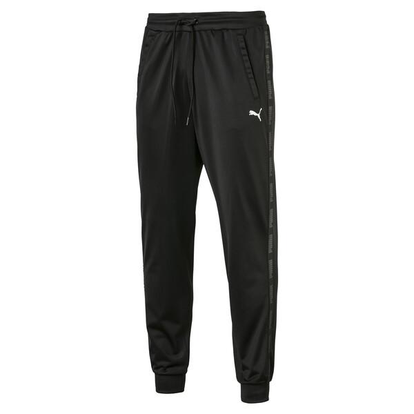 Men's Track Pants, Puma Black, large