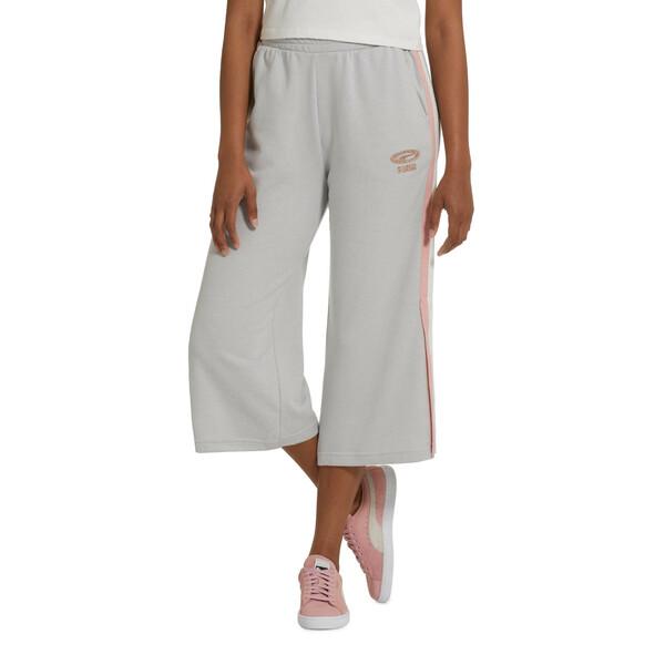 OG Women's Culottes, Gray Violet, large