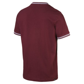 Thumbnail 2 van T-shirt voor heren, Tawny Port, medium