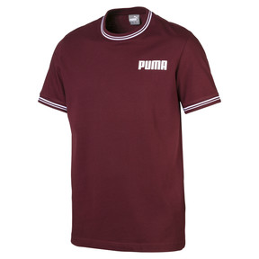 Thumbnail 1 of Men's Tee, Tawny Port, medium