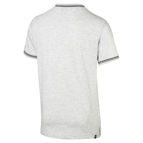 Thumbnail 2 of Men's Tee, Light Gray Heather, medium