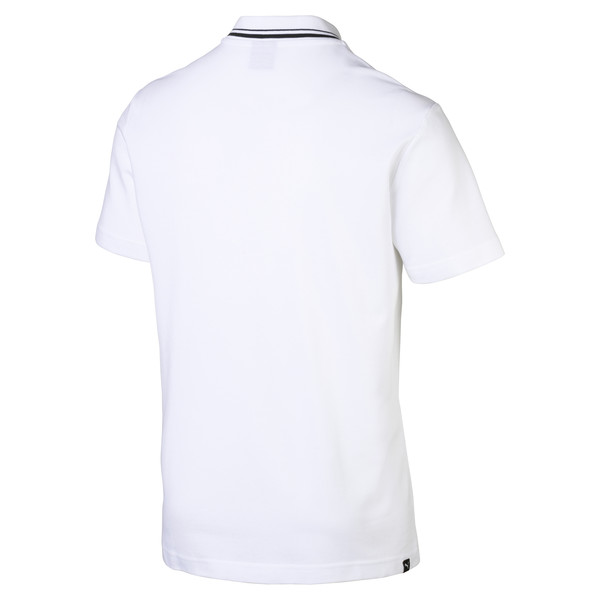 Polo voor heren, Puma White, large