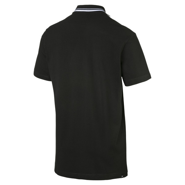 Polo voor heren, Puma Black, large