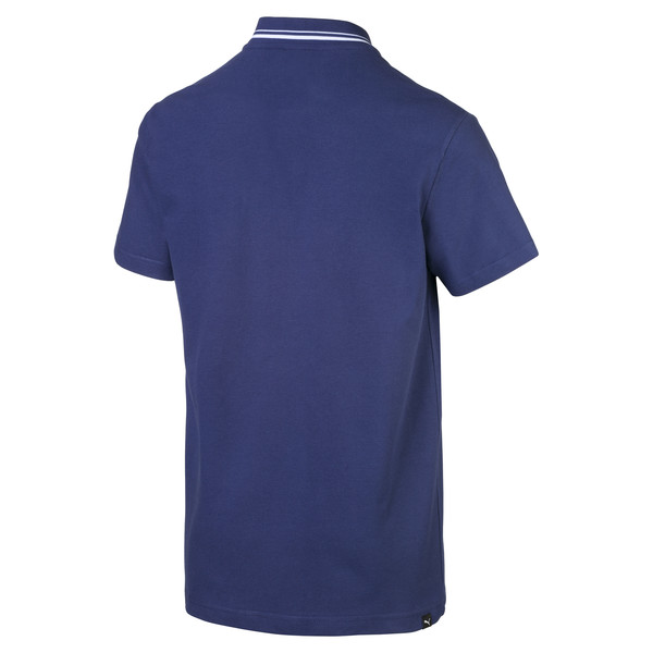 Polo voor heren, Medieval Blue, large