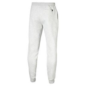 Thumbnail 2 of Herren Fleece Sweatpants, Light Gray Heather, medium