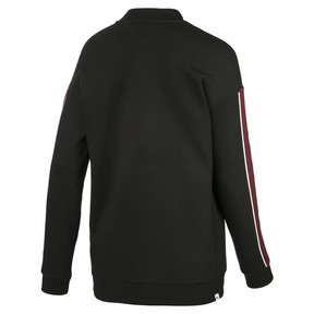 Thumbnail 2 of Fleece Women's Sweater, Puma Black, medium